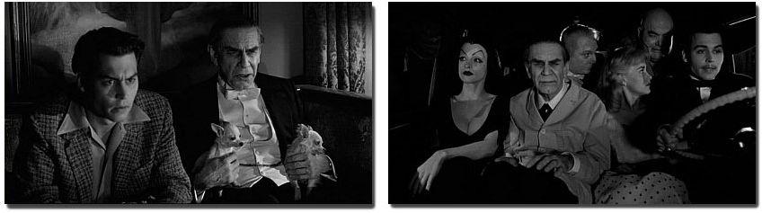 Bela Lugosi Dracula Tim Burton's Ed Wood