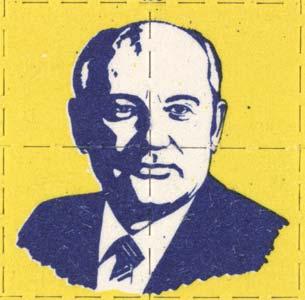 LSD Gorby Gorbachev USSR