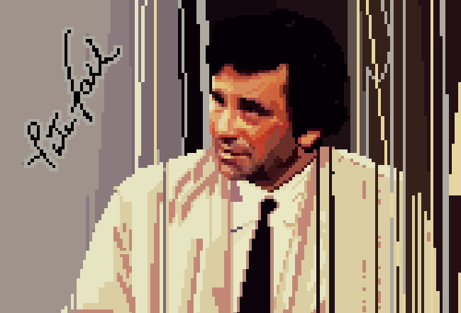 Lieutenant Columbo portrayed by Peter Falk by 04_