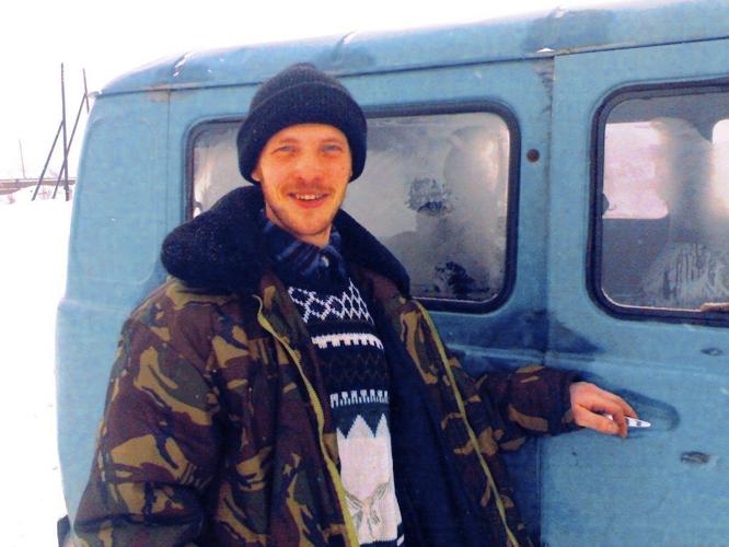 Эдуард Скрябин на chewbakka.com